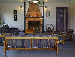 Ketchum Cottage Living Room