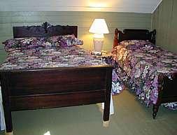 Ketchum Cottage Bedroom 3