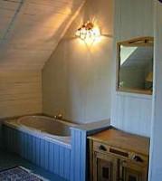Ketchum Cottage Bathroom