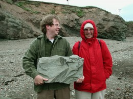 Joggins Fossil Beach